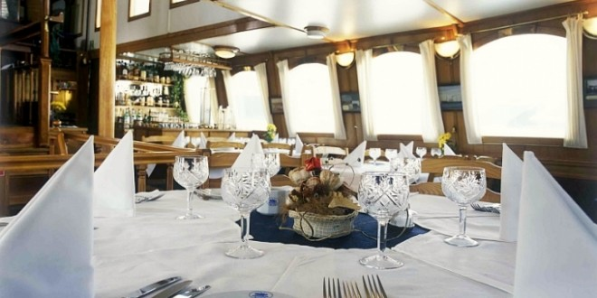 Ресторан-пароход Admiral