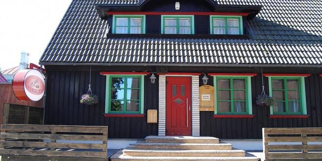 Restoranis Hansalinn ise kuumal kivil süüa valmistame