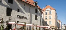 Keskaegne restoran Olde Hansa