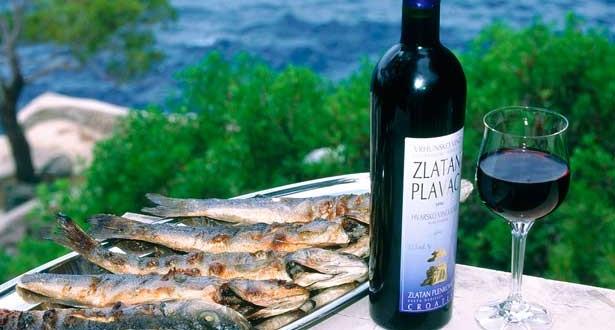 Punane vein sisaldab raud, mis muudab kala maitse viletsaks