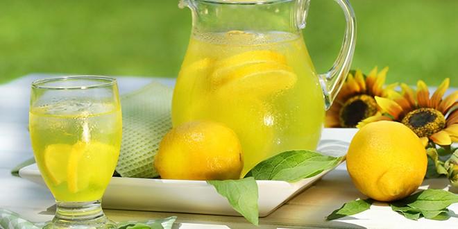 Sidrunivesi on hommikuti väga kasulik